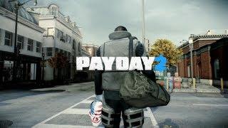 Payday 2 - Atraco al Banco Completamente en Sigilo!