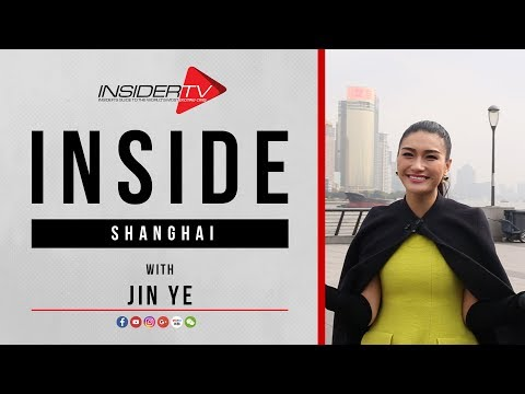 INSIDE Shanghai with Jin Ye | Travel Guide | August 2017