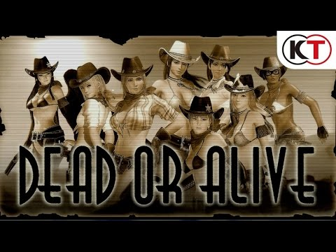 Dead or Alive 5 Last Round - Rodeo Time Costume Set