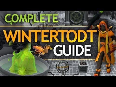 OSRS Wintertodt Guide (Best XP/Points)