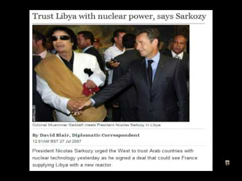 Libya - A Chronological History Of Guns Oil And Terror Deals With Gadaffi