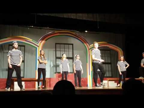 Lewistown High School All Shook Up play