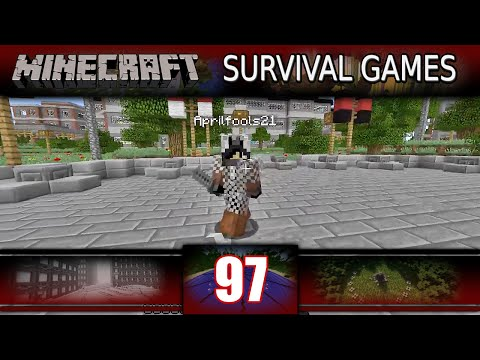 Minecraft - Survival Games - ЛУКСОВЕ! (Minecraft PVP)