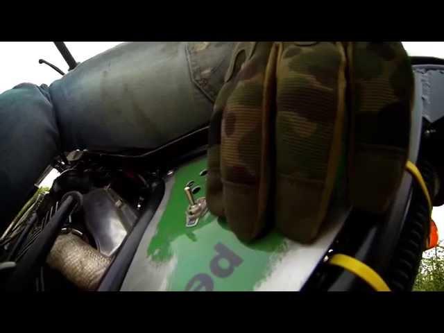 Baccano 3 1/2 moto morini Vibrazioni art design