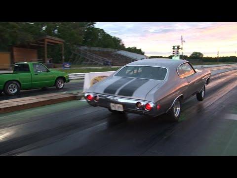STREET CAR Grudge Racing - Ozark Raceway Park