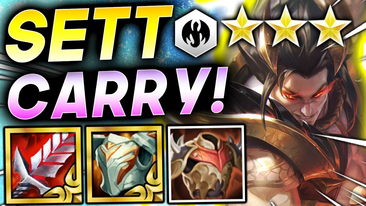 *ONE-PUNCH SETT ⭐⭐⭐ BEST CARRY!* - TFT SET 5.5 Guide Teamfight Tactics Ranked Comps Strategy 11.20