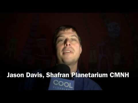 VIDEO: Jason Davis of CMNH Planetarium