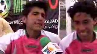 TV AZTECA DEPORTES EN SUDAMERICA-MUND. FUTBOL GAY ARG. 2007