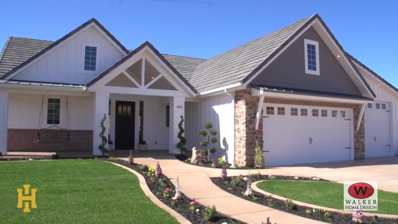 Walker Home Design | Interstate Homes v1 - YouTube