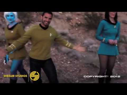 Star Trek Secret Voyage Blooper Reel 1.0