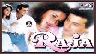 Aankh Milate Darr Lagta - Alka Yagnik & Udit Narayan - Movie Raja (1995) Sub Indonesia