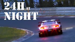 [N24h] NACHT QUALIFYING  | 24h Qualifikationsrennen Nürburgring Nordschleife 22.4.17 2017 Video