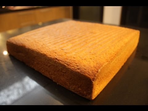 En Sponge Cake Foolproof Recipe Youtube