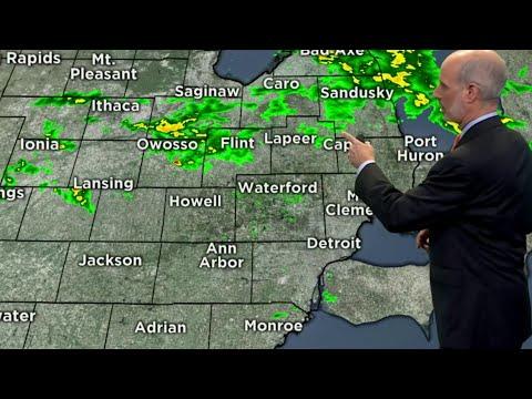 Metro Detroit weather brief, 8/15/2019, noon update