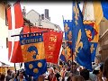 Ref:qOVFuRA6WUc Festivités médiévales à cremieu le 11/09/2016