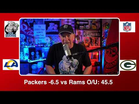 Green Bay Packers vs Los Angeles Rams 1/16/21 NFL Playoffs Pick and Prediction Saturday