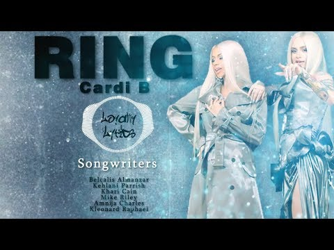 Ring - Cardi B -Kehlani - Lyrics (English Song)