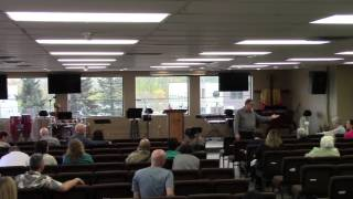 Cff Edmonton September 27 2015 Pastor Reg Smith Obedience Pt 2
