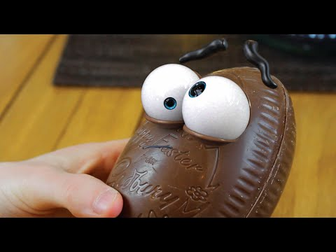 How do you eat your Easter egg?