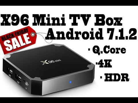 💌 Rom android tv box x96 mini | How to Install Stock