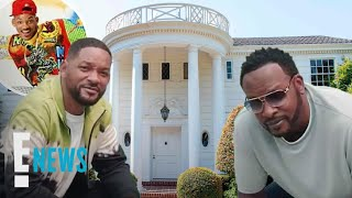 """Will Smith Gives Tour of the """"Fresh Prince of Bel-Air"""" Mansion 