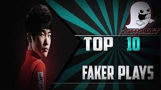 Top 10 Faker Plays