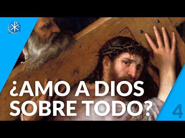 ¿Amo a Dios Sobre Todo?   Perseverancia - P. Gustavo Lombardo