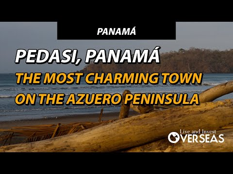 Pedasi: Panama's Most Charming Town On The Azuero Peninsula