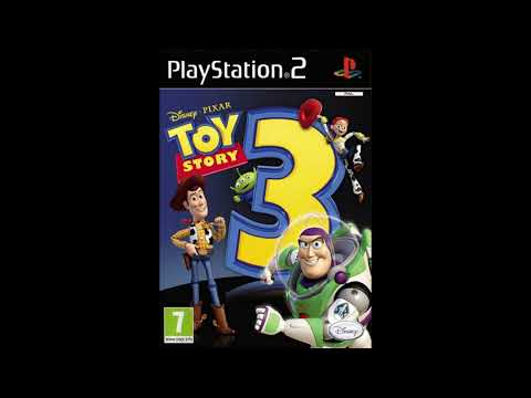 Toy Story 3 Game Soundtrack (PS2/PSP) - WOODY2 1