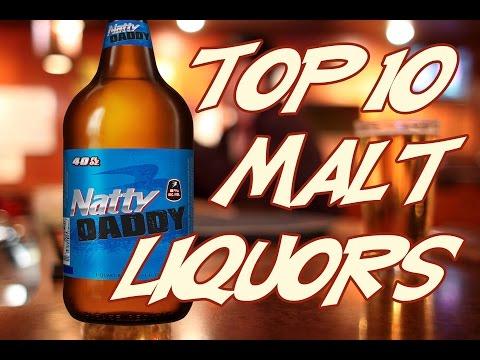 Top 10 Malt Liquors