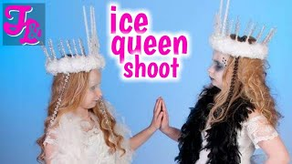 Ice queen shoot