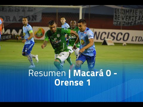 Macara Orense Goals And Highlights