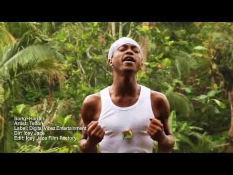 Teflon - Harder (Official Music Video)