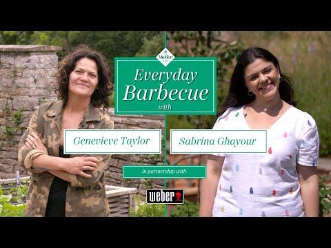 Everyday BBQ with Genevie Taylor & Sabrina Ghayour