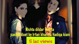 Nishta dildar nishta Irfan khan feat hadiqa kiani performed in 16th ptv awards 2011