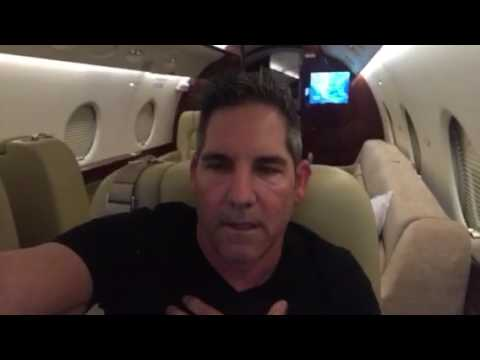 United Airlines Forced Me to Fly Private - Grant Cardone