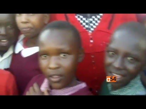 Helping Africa's Children