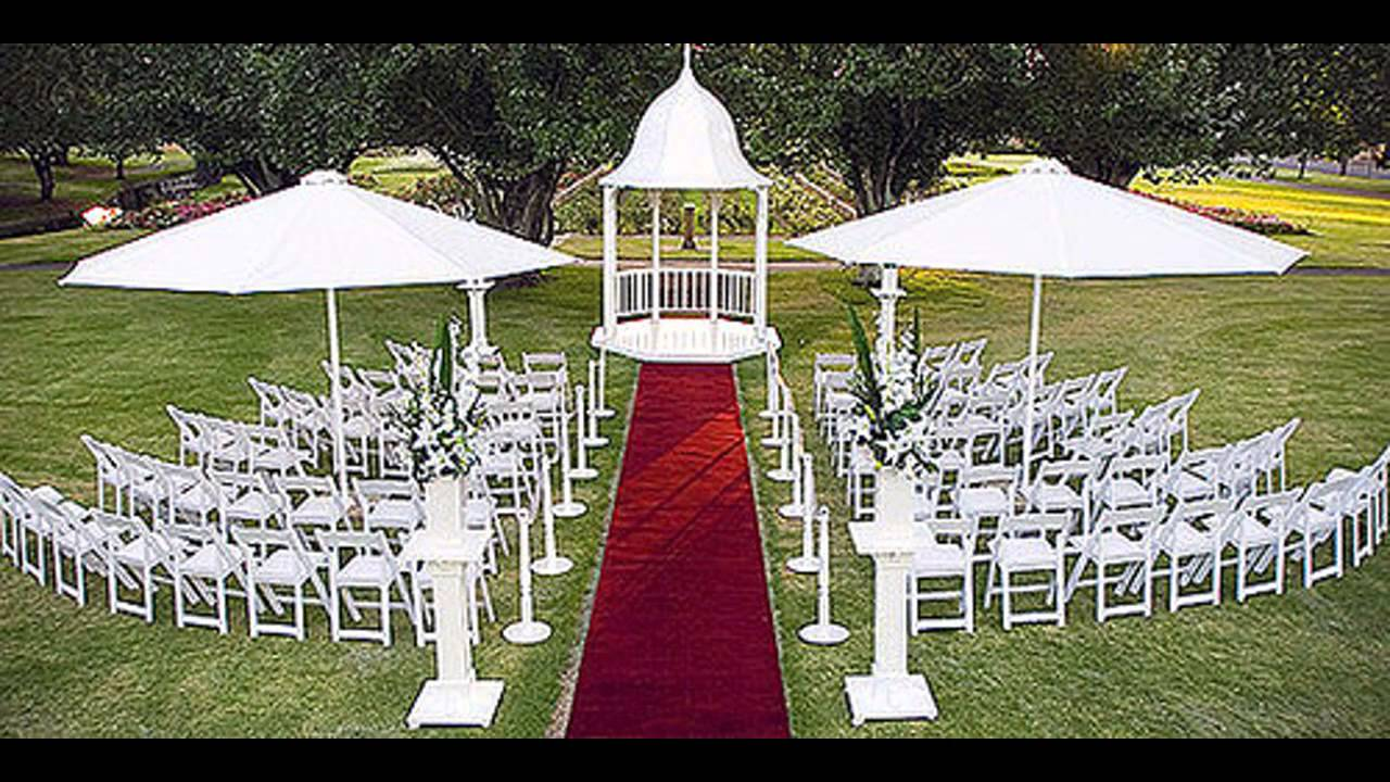 Fabulous Wedding Gazebo Decorating Ideas   YouTube