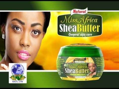 MISS AFRICA SHEA BUTTER