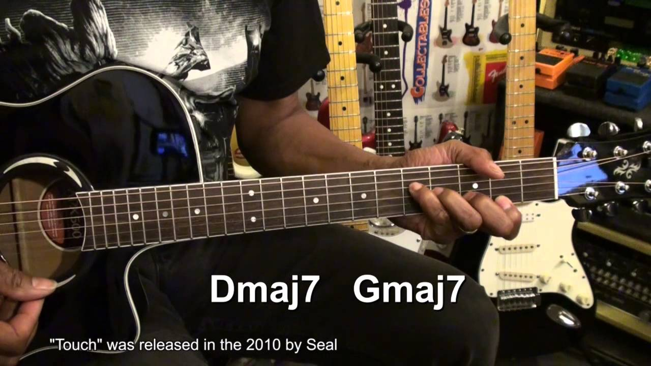 touch for dummies seal guitar lesson easy 2 chord song ericblackmonmusichd youtube. Black Bedroom Furniture Sets. Home Design Ideas
