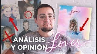 LOVER De Taylor Swift 💖 ANÁLISIS Y OPINIÓN