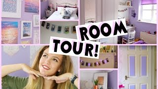 Updated Room Tour + Bedroom Makeover! | BeautySpectrum
