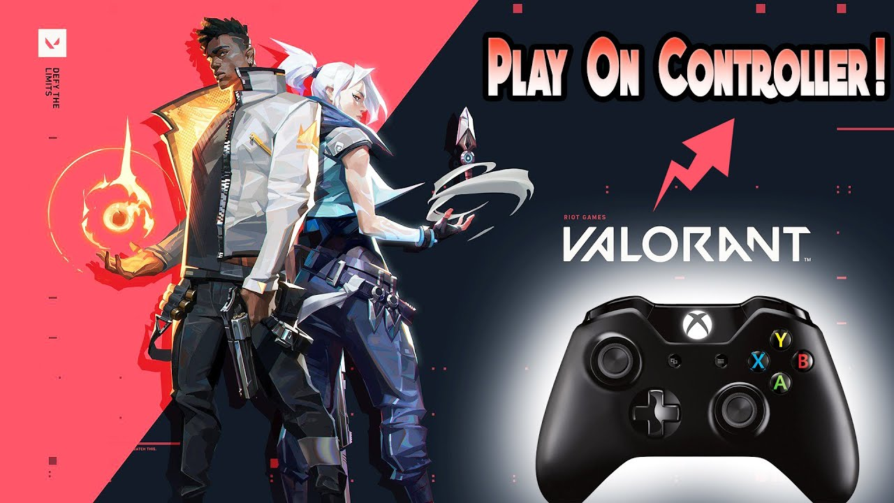 How To Play Valorant On Controller Youtube