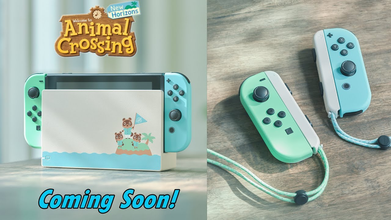 Animal Crossing New Horizons Nintendo Switch Special ...
