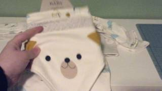 Baby Buys - Gender neutral baby clothing haul