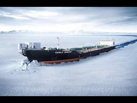 Arctic Port Need Icebreakers in July & China Grabs the Indian Ocean (645)