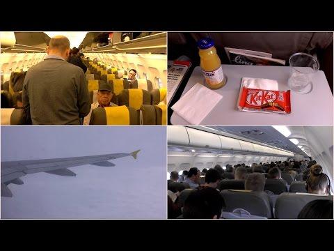 [Tripreport] Hannover - Barcelona ✈ Vueling A320