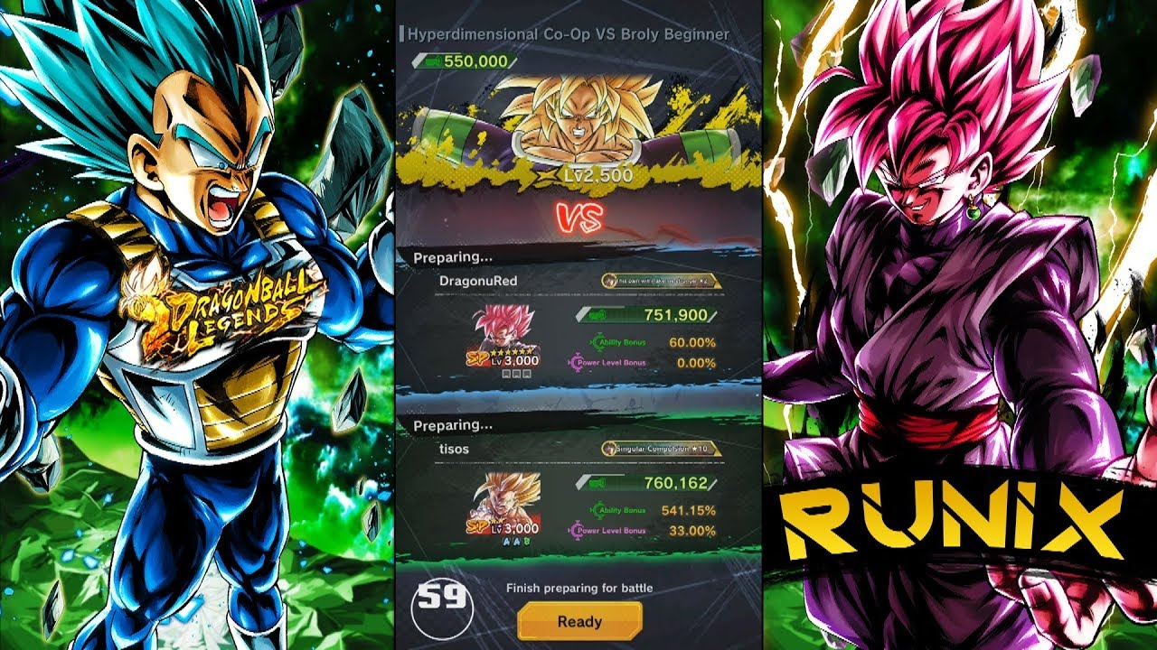 Dragon ball Z Super battle Power Level 162