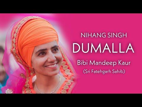 Nihangi Dumalla by Bibi Mandeep Kaur(Sri Fatehgarh Sahib)   Timing 3:42 minutes