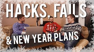 Christmas Special | Hacks, Fails & New Year Plans | Modern Wisdom #044